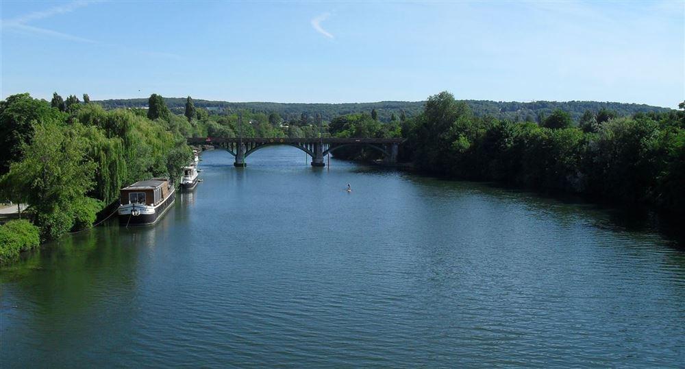 Le pont de Chatou