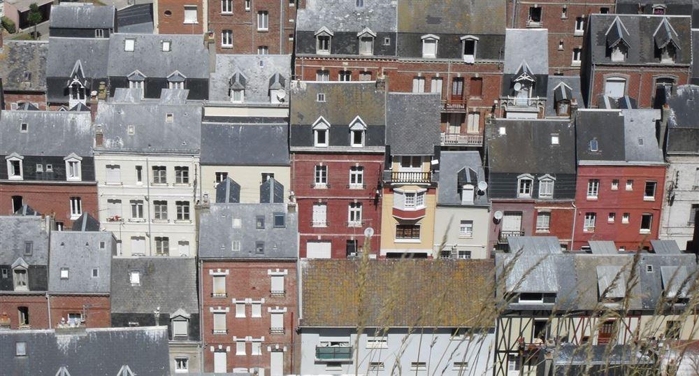 The city of Tréport