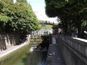 Visite à Paris: Parc des Buttes-Chaumont - Cité des Sciences