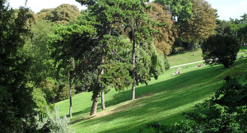 Park of the Buttes-Chaumont