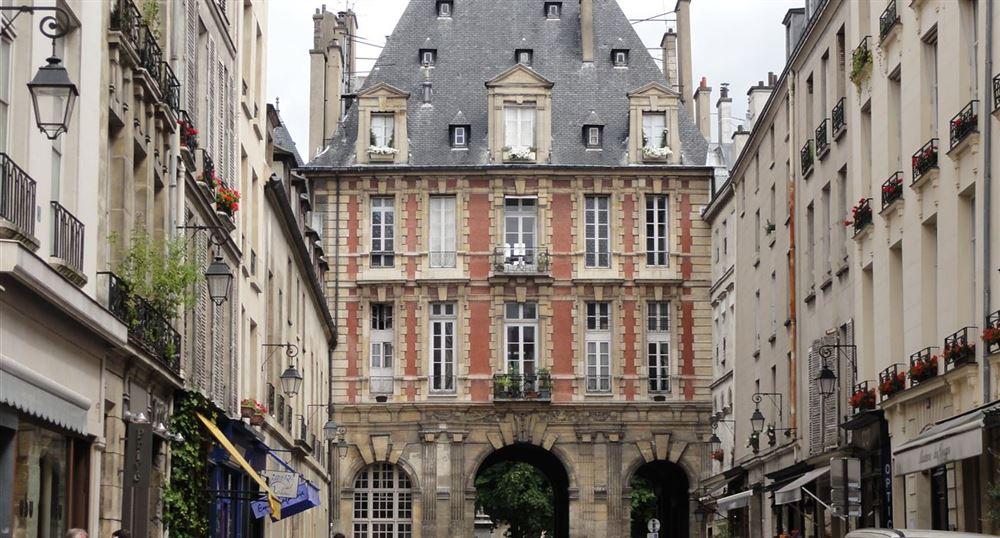 Passage Saint-Antoine Street