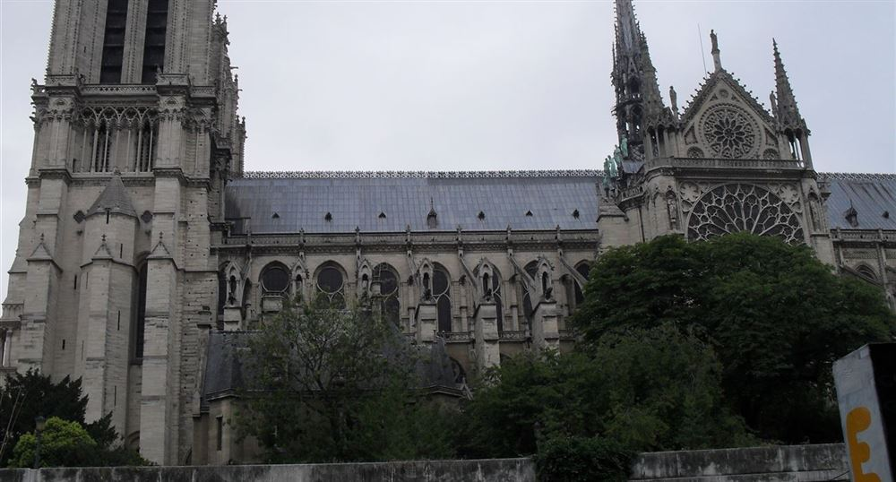 Cathedral Notre-Dame of Paris