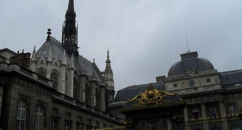 Courthouse - Sainte Chapelle