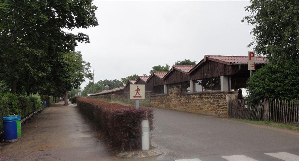 Les baraques