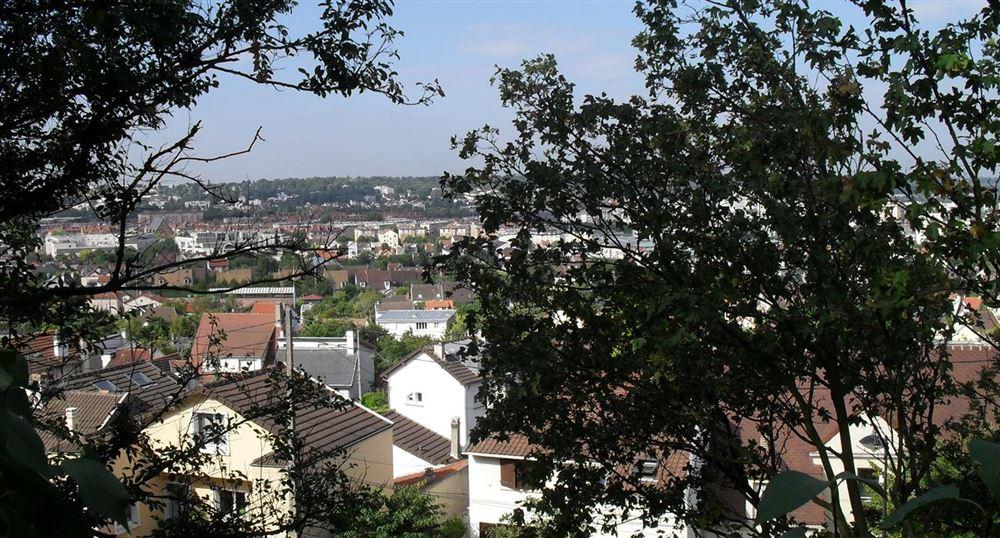 Vue sur Rueil-Malmaison