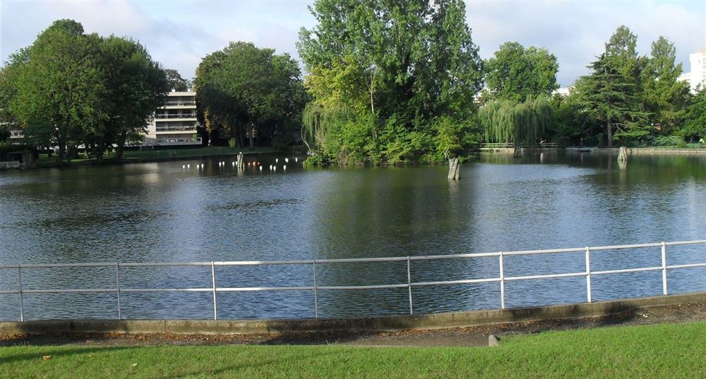 L'autre partie du lac
