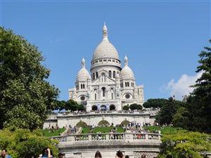 Visite de Paris: la butte Montmartre