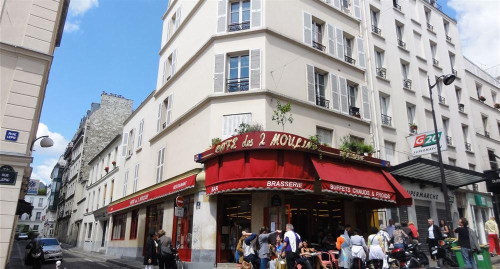 The Montmartre of Amélie Poulain