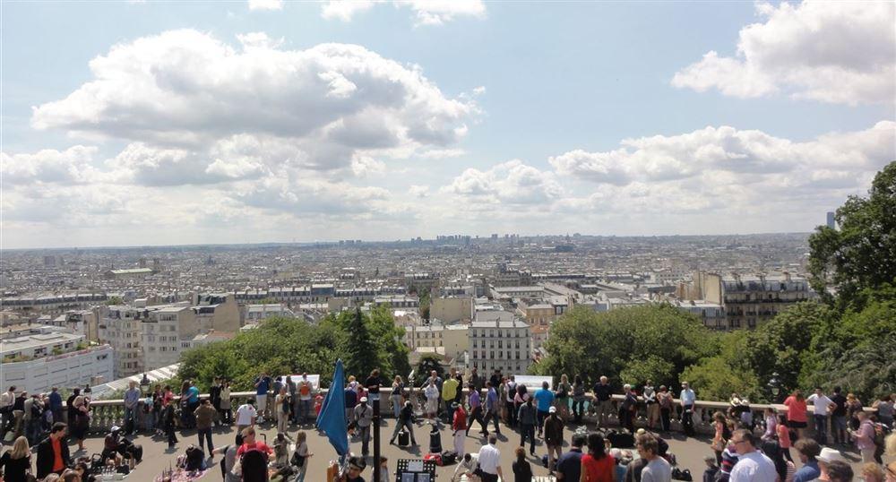 Panorama du Sacré-Coeur