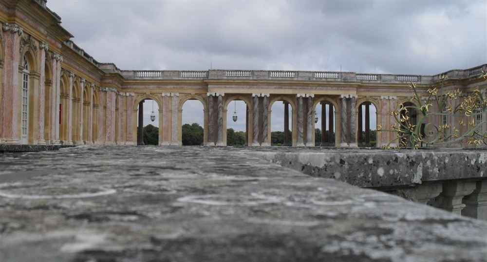 The Grand Trianon - main entrance