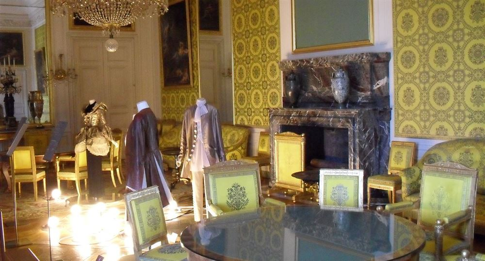 'Louis-Philippe''s living room'