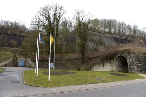 The underground Citadel