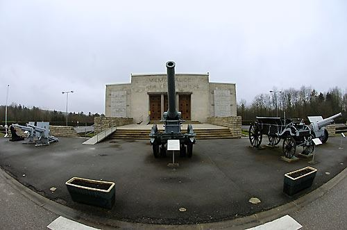 Le Musée du Mémorial de Verdun
