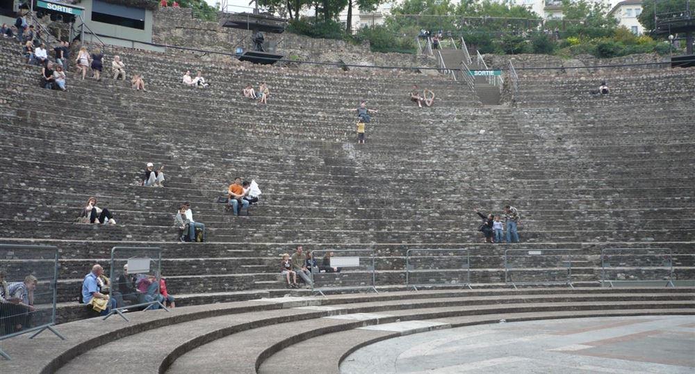 Théâtre Gallo Romain