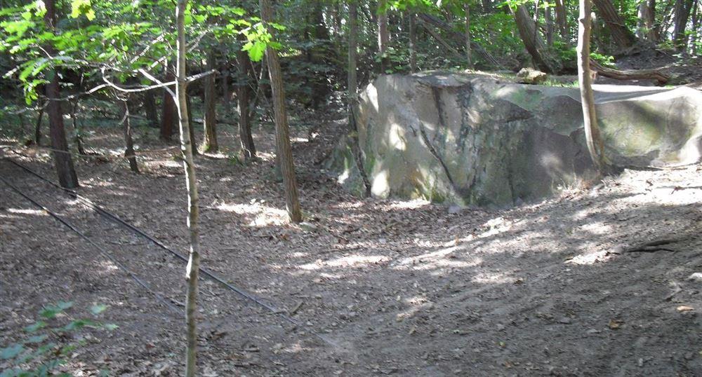 Exploitation du grès