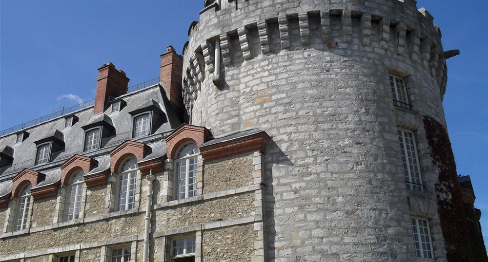 The castle of Rambouillet