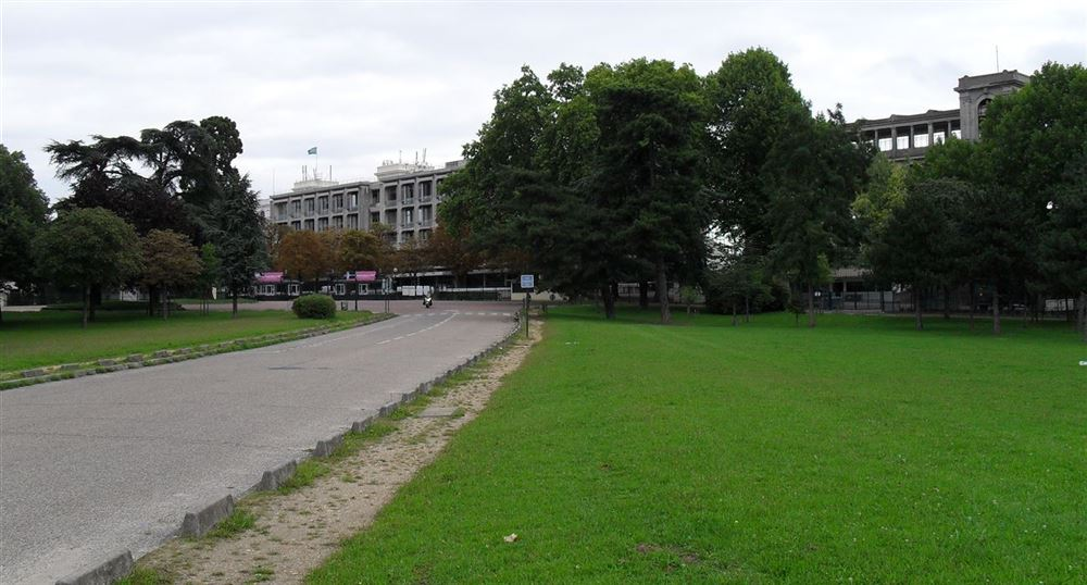 Hippodrome of Auteuil