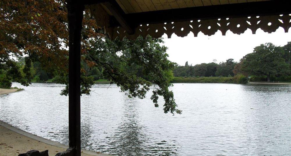 Vue sur le lac Supérieur