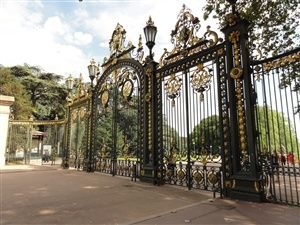 Park of the tête d'Or - Lyon