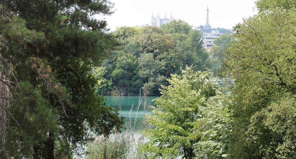 Vue sur le Lac et Fourvière