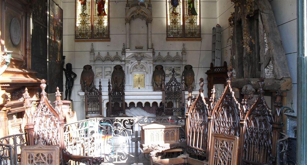Mobilier d'église