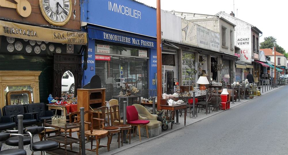 La rue Paul Bert