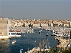 Visit of Marseille, the old port, the beaches of the Prado