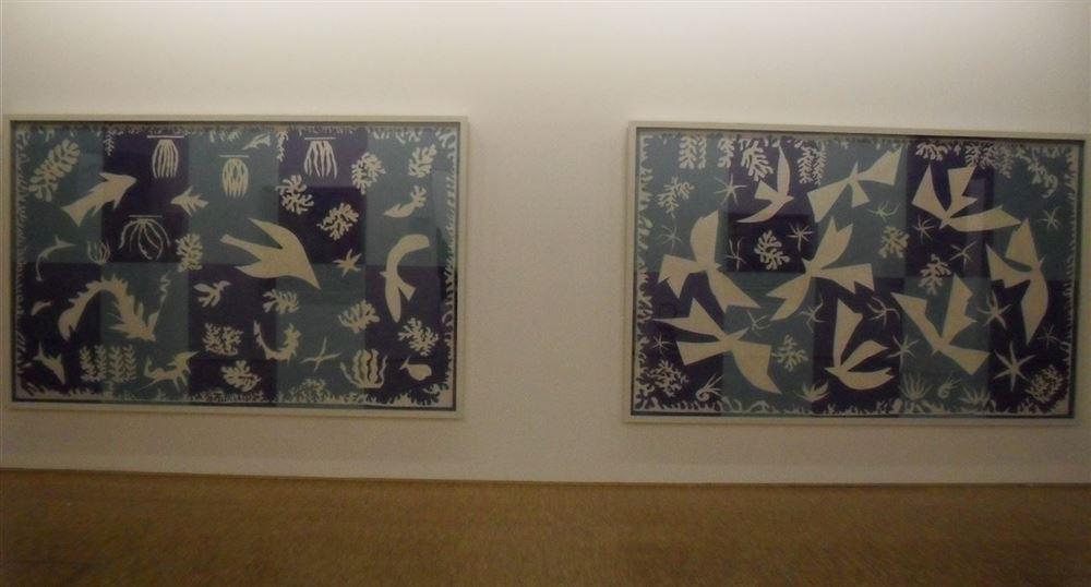 Henri Matisse - Polynésie - 1944