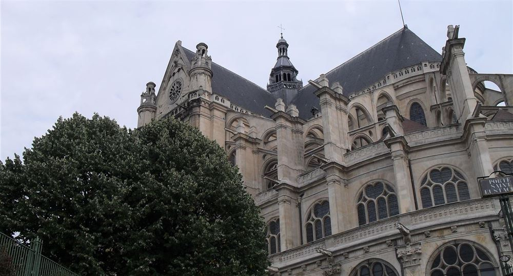 St. Eustache Church