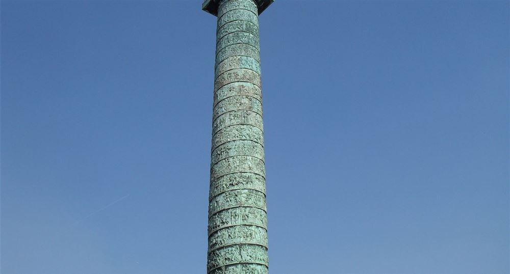 The Vendôme column