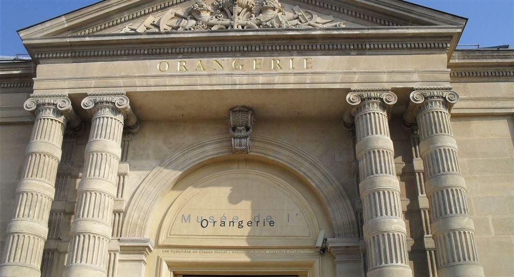 The Museum of the Orangerie