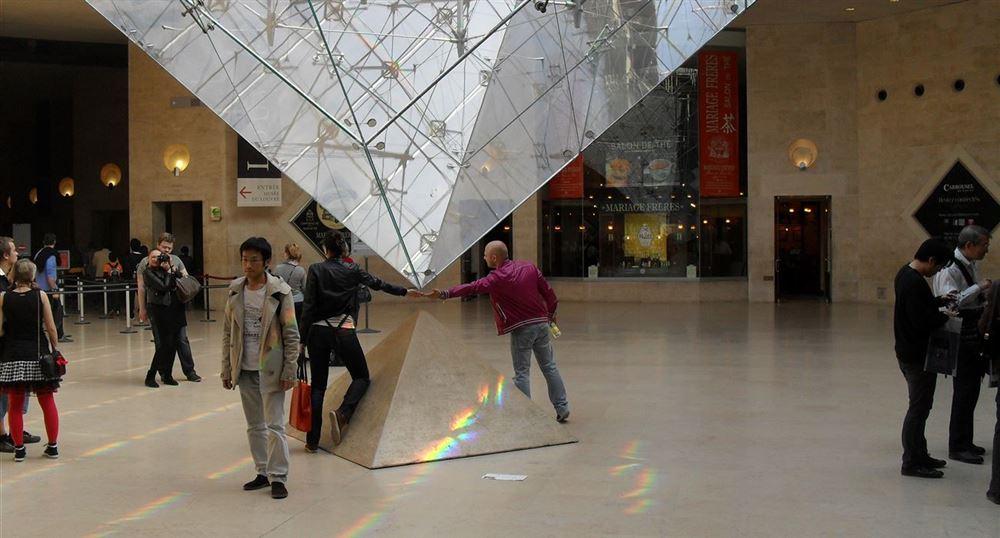 The Carrousel du Louvre
