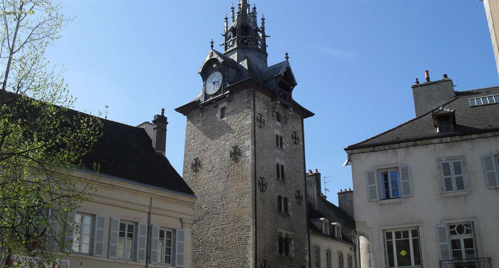 Belfry of Beaune
