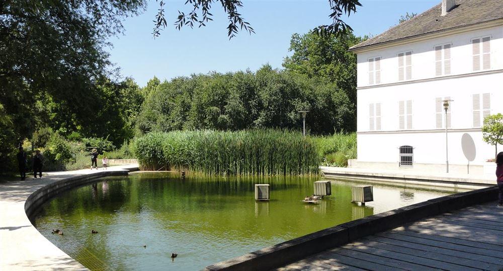 Parc de bercy jardin yitzhak rabin paris 12eme for Jardin yitzhak rabin