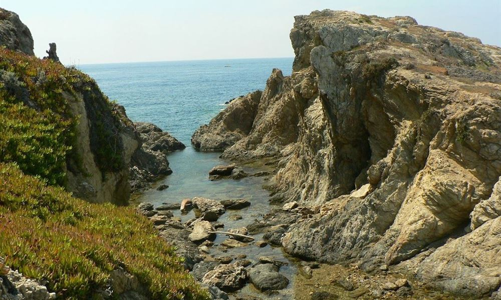 La pointe Sainte Anne