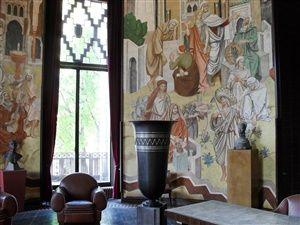 Promenade du musée des colonies jusqu'au Château de Vincennes