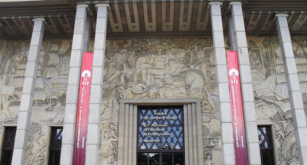 Le Centre national de l'histoire de l'immigration