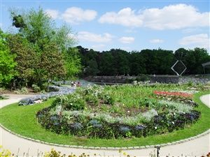 Walk in the Floral Park - Paris - Vincennes