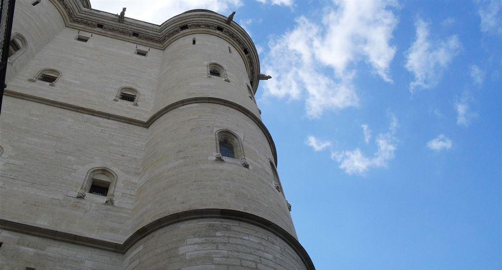 The castle of Vincennes
