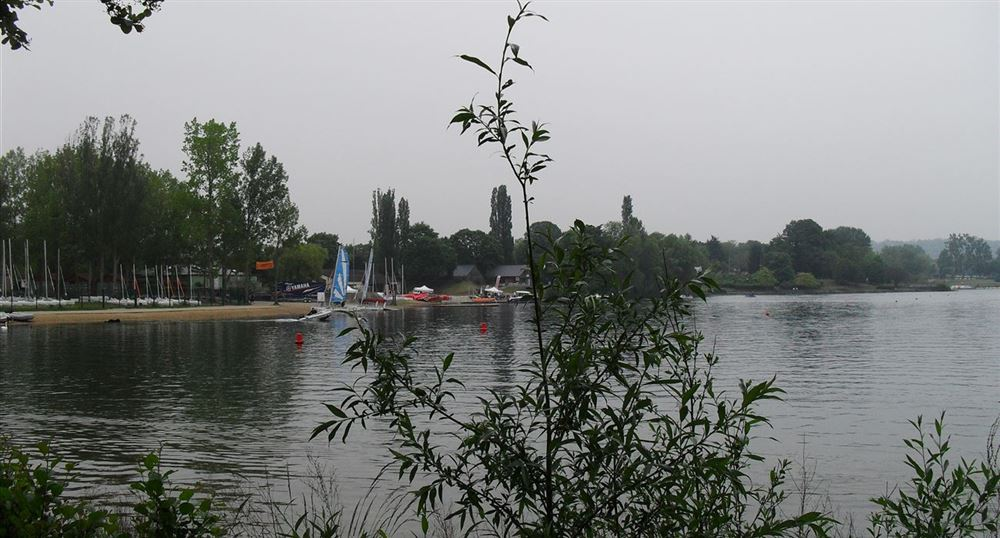 Views of the sailing centre
