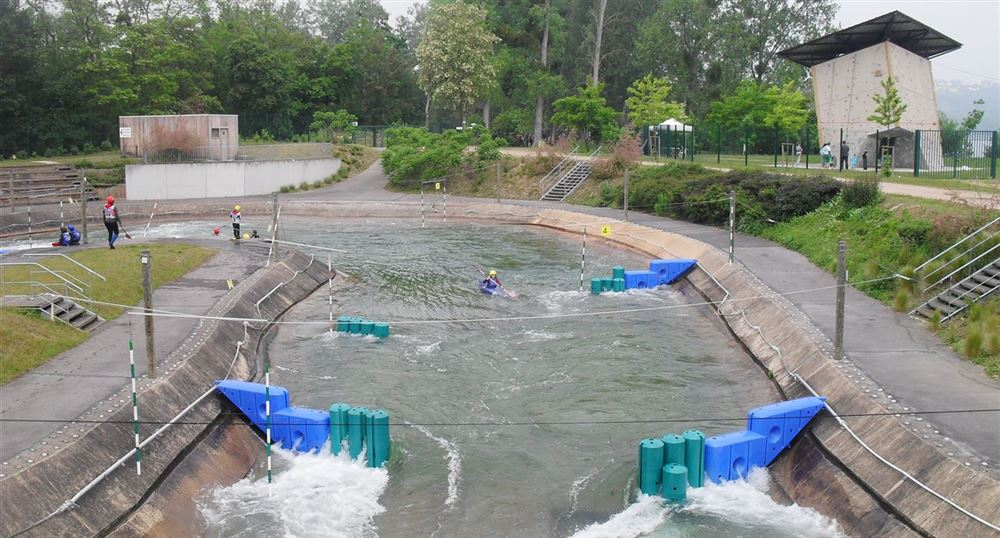 The whitewater centre