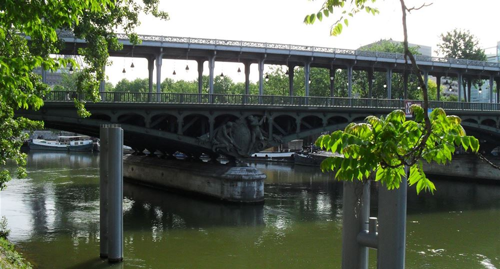 The bridge of Grenelle