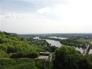 Visite de Château-Gaillard
