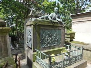 Promenade au cimetière du Père-Lachaise
