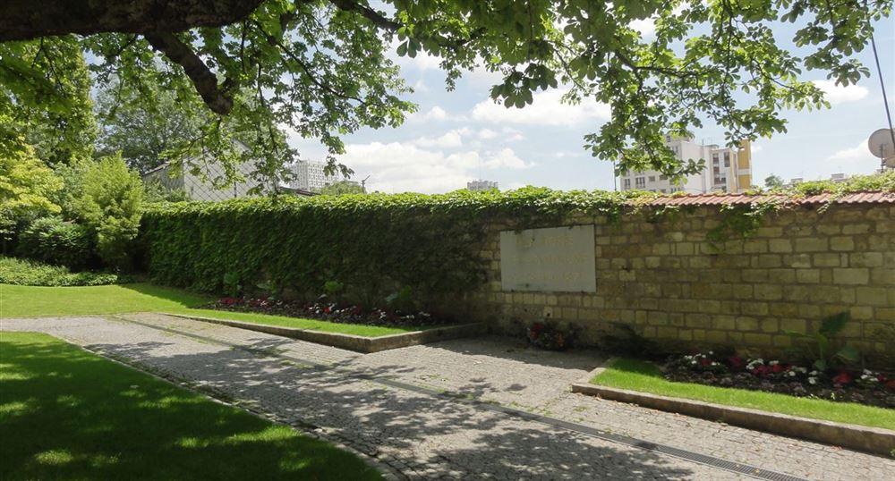 Le mur des Fédérés
