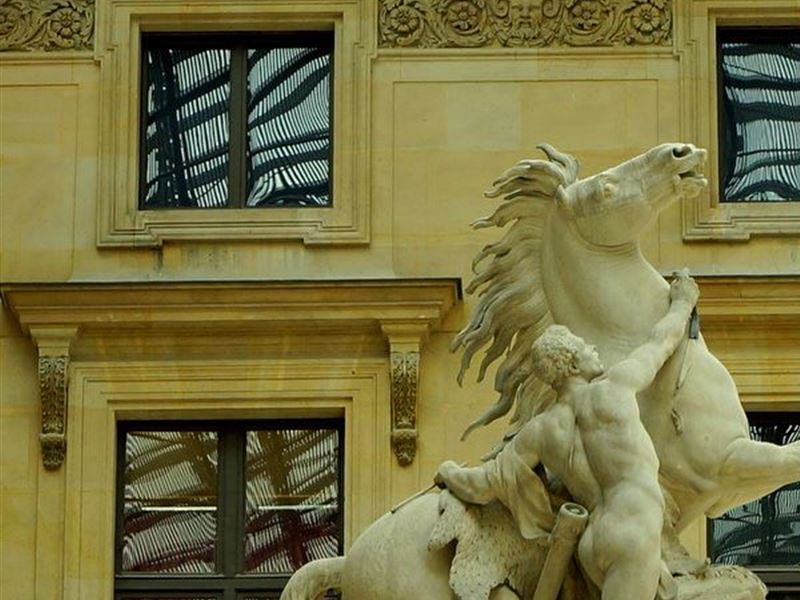Original des chevaux de Marly