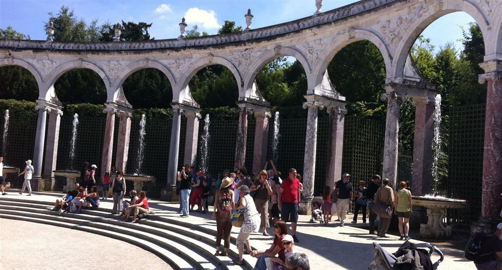 The Grove of the Colonnade