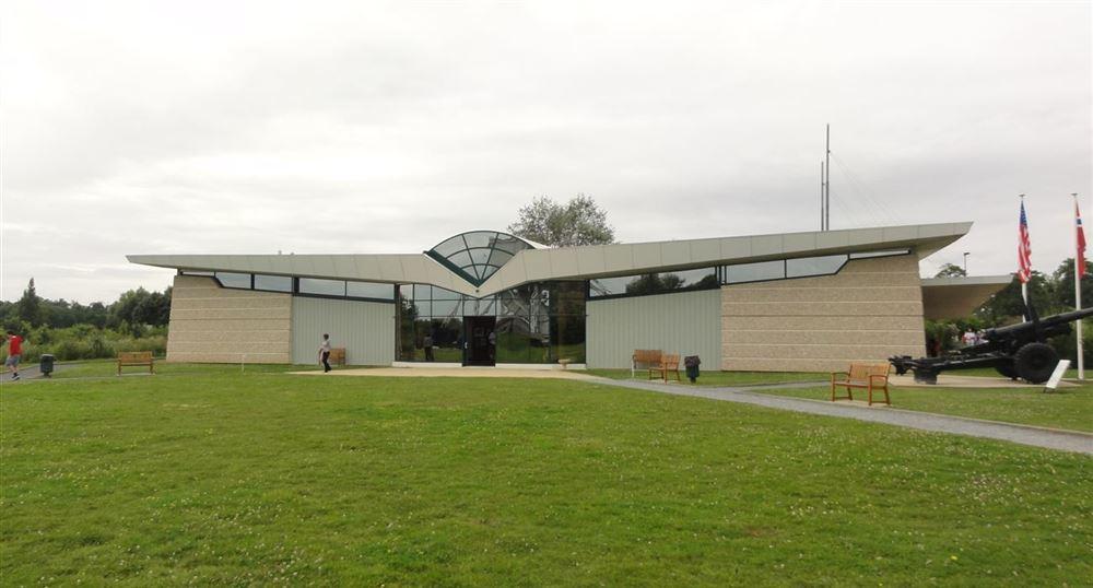 Le musée de Pegasus Bridge