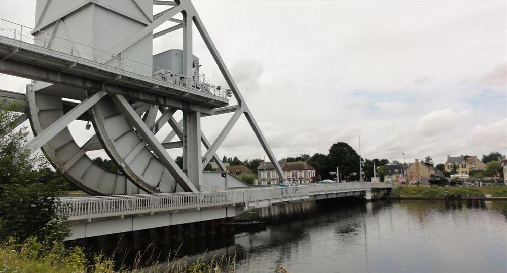 Le pont actuel