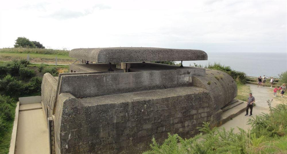 The main bunker
